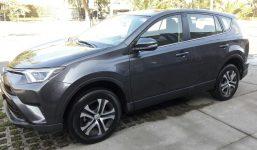 Toyota Rav4 2.0 CVT Auto Lujo