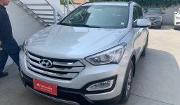 Hyundai Santa Fe Gls Crdi 2.2