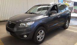 Hyundai Santa Fe AT